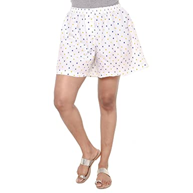 9ea619dad87 Twist Women Girls Printed Comfort Night Wear Shorts (S to XXL Plus Size)