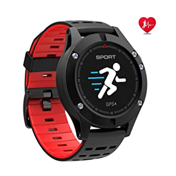 N NEWKOIN Smart Watch GPS Fitness Tracker rastreador de fitness- Pulsera deportiva para dispositivos de uso diario, multifunción, compatible con Android iOS ...