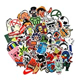 8 Series Stickers 100 pcs/Pack Stickers Variety Vinyl Car Sticker Motorcycle Bicycle Luggage Decal Graffiti Patches Skateboard Stickers for Laptop Stickers for Kid and Adult (Series C)