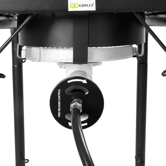 Amazon.com: GYMAX - Estufa de cocina para exteriores ...