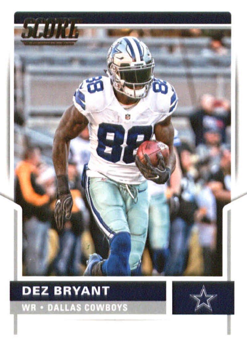 Amazon Com 2017 Score 314 Dez Bryant Dallas Cowboys