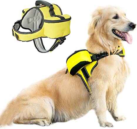 Systond impermeable alforja para perros mochila Pet Travel Carrier ...
