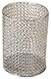 Umbrella Basket in Distressed Silver Finish 797209