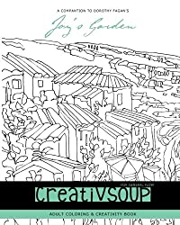 CreativSOUP for General Flow: Adult Coloring & Creativity Book (The Painting Lesson Books)