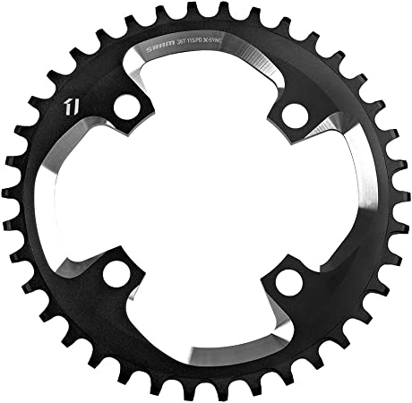 Sram MTB Truvativ - Plato para Bicicleta: Amazon.es: Deportes y ...