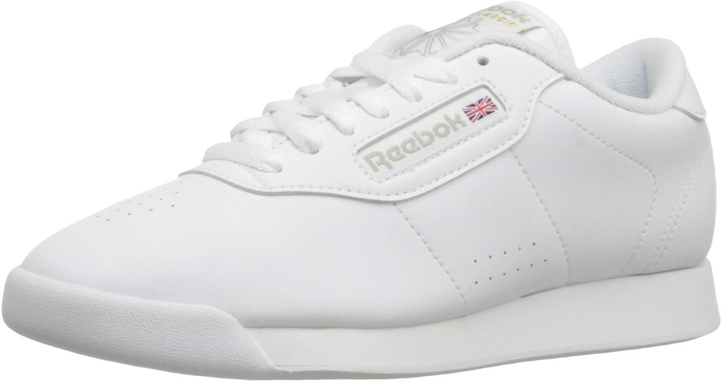 respirar líquido Opresor  Reebok Classics Women's Princess, White/White, 5.5 M US: Amazon.ca ...