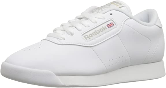 Reebok Womens Princess White