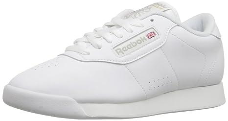 Reebok Womens Princess Sneaker,White ...