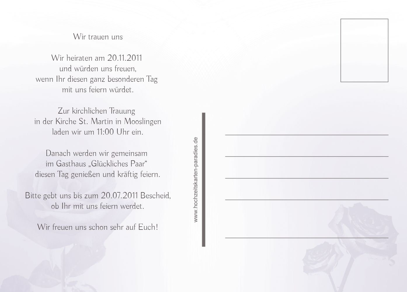Kartenparadies Hochzeitskarte Save-the-Date Rosa, hochwertige Save the the the Date Karte zur Hochzeit   30 Karten - (Format  148x105 mm) Farbe  HellRosa B01N6T4A6F | Hochwertige Materialien  | Starke Hitze- und Abnutzungsbeständigkeit  | Trendy  52fce2