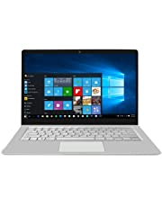 "Jumper Ezbook S4 14.1"" Laptop - 8GB RAM 256GB SSD, IPS FHD Panel, Intel Quad Core CPU,Windows 10, USB 3.0, 5GHz WIFI (Dual-Band WIFI) Speeds, Supports SSD expansion"