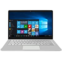"""Jumper Ezbook S4 14.1"""" Laptop - 8GB RAM 256GB SSD, IPS FHD Panel, Intel Quad Core CPU,Windows 10, USB 3.0, 5GHz WIFI (Dual-Band WIFI) Speeds, Supports SSD expansion"""