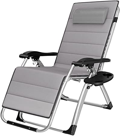 Zero Gravity Inclinable Chaise Longue Pliante Chaise De