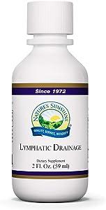 Nature's Sunshine Lymphatic Drainage 2 Fl Oz