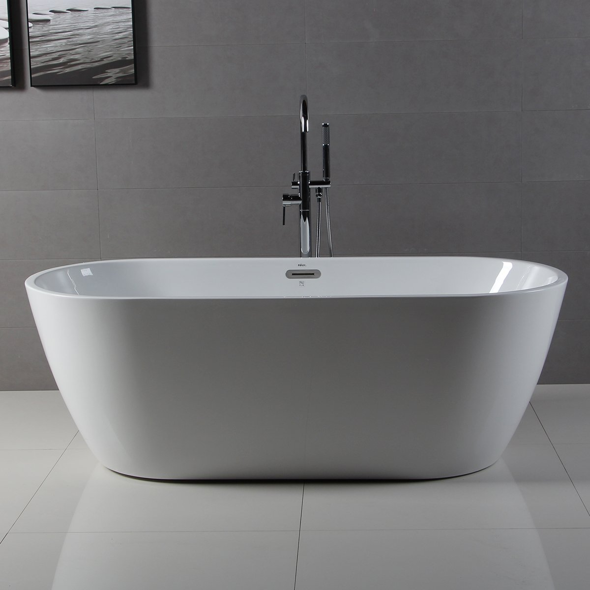 Best Rated in Freestanding Bathtubs & Helpful Customer Reviews ...