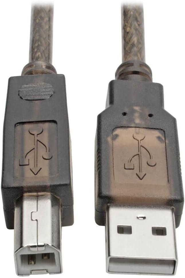 TRIPP LITE 36ft 4-pin USBa-m to 4-pin USBb-m USB 2.0 active cable U042-036