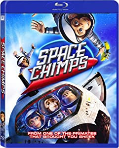 Cover Image for 'Space Chimps'