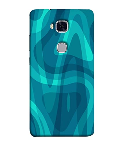 CLEOK 3D Mobile Back CASE Cover for Huawei Honor 5X: Amazon