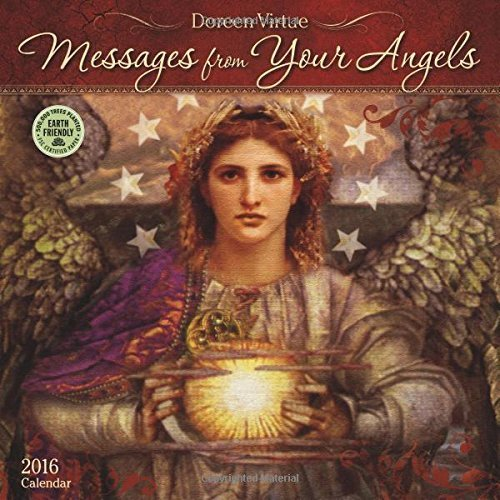 Angels 2016 Wall Calendar - Messages from Your Angels 2016 Wall Calendar by Doreen Virtue (2015-07-22)