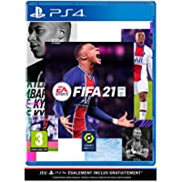 FIFA 21 (PS4 inclusief kostenloze upgrade naar PS5) - NL versie