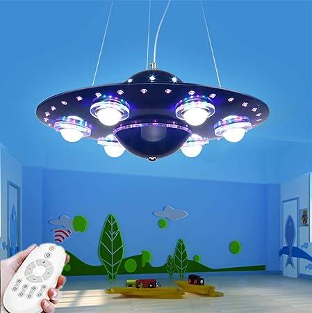 Plafonnier bleu étoile pour enfants filles garçons chambre enfant Lampe
