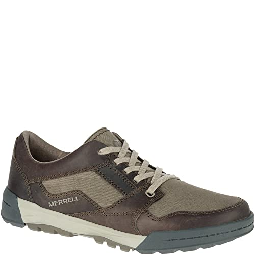 casual shoes premium selection affordable price Merrell Men's Berner Shift LACE Fashion Sneaker