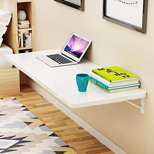 Mesa portátil plegable Bandeja para colocar en la pared Mesa de ...