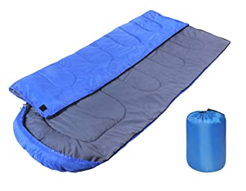Saco de dormir ANSCIO saco de dormir para exterior de camping saco de dormir ligero –