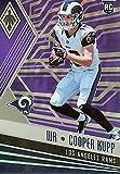 Football NFL 2017 Phoenix Purple #133 Cooper Kupp Rookie 122/149 LA Rams