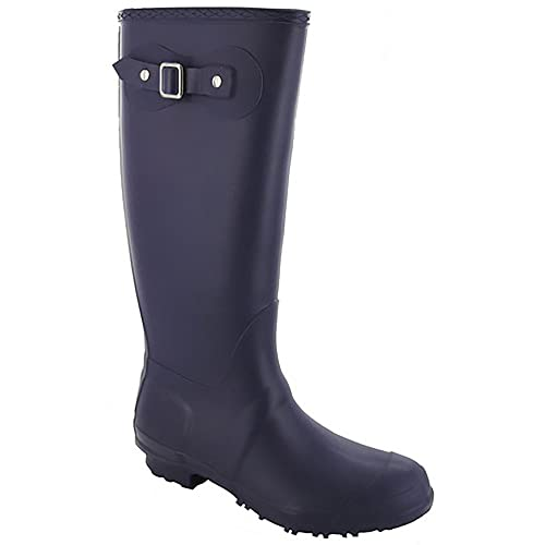 Cotswold Sandringham BuckleUp Wellington  Womens Boots  Weather  Wellingtons 7 UK