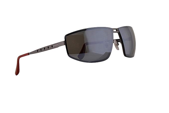 Chopard SCHB02M Gafas De Sol Gris Plomo Con Lentes De ...