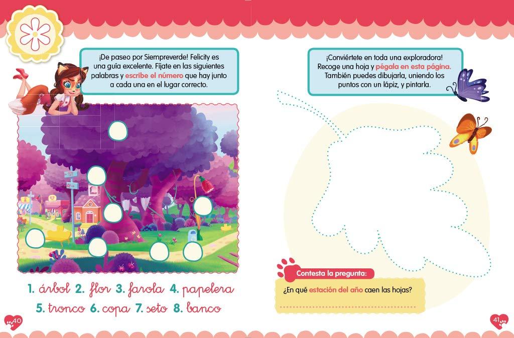 Amazon.es: Enchantimals: Libros y vuelta al cole