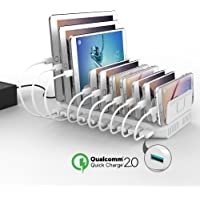 Unitek 60W 10-Port USB Charger Charging Station