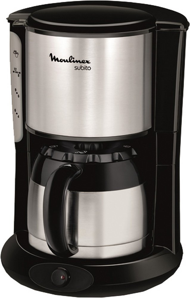 Moulinex Subito - Cafetera térmica, 850 W: Amazon.es ...