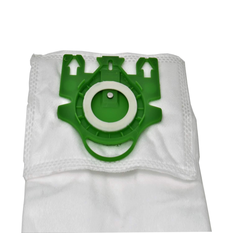 Miele ZVac Style U Vacuum Bags (10 bags + 2 filters)