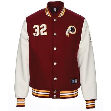 Majestic Washington Redskins Dean American - Chaqueta de fútbol, NFL, Color Rojo, tamaño XX-Large: Amazon.es: Deportes y aire libre