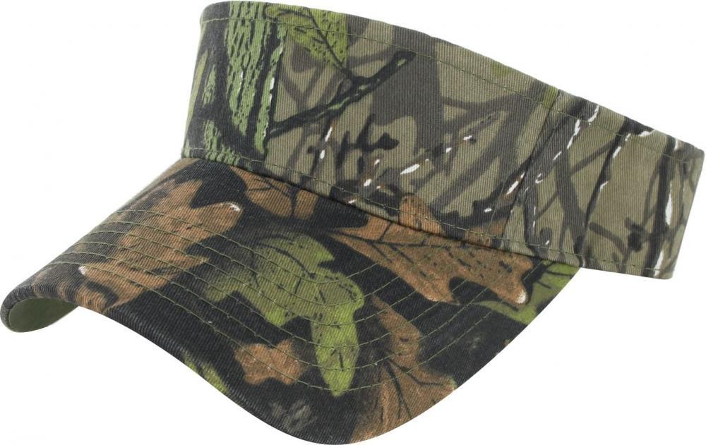 Dark Forest Camo_(US Seller)Outdoor Sport Hat Sun Cap Adjustable Velcro
