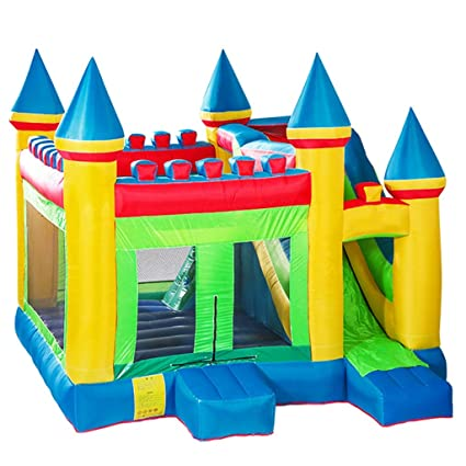 Amazon.com: Outdoor Play Garden Childrens Trampoline ...