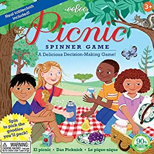 eeBoo The Picnic Game