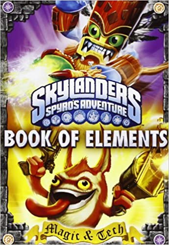 Book of Elements: Magic & Tech by Inc  Activision Publishing