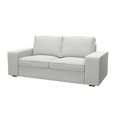 Soferia - IKEA KIVIK Funda para sofá de 2 plazas, Classic ...
