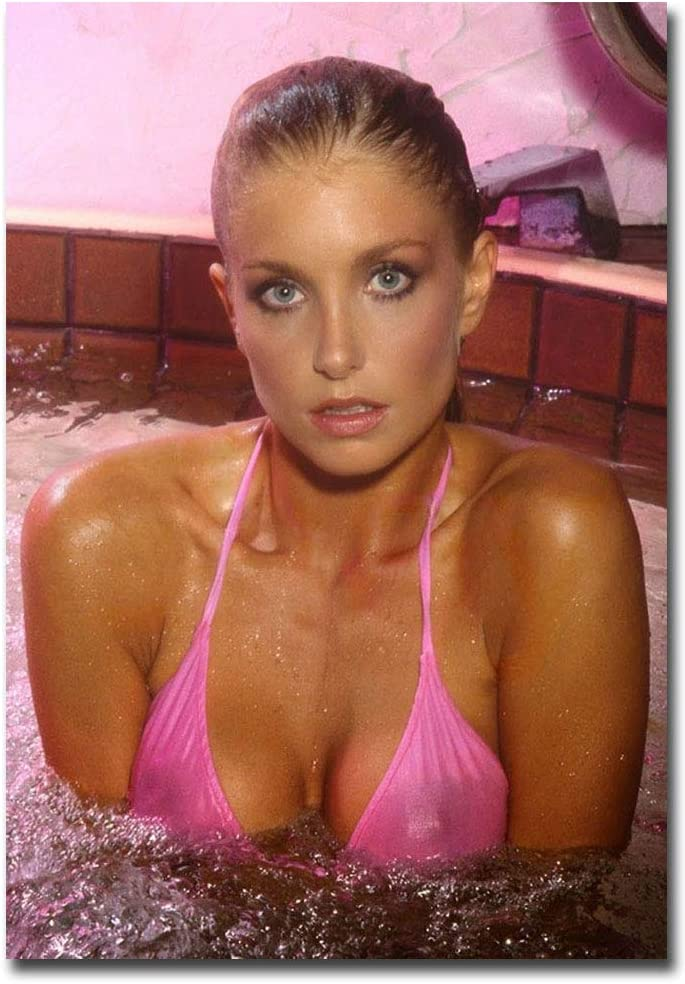 Amazon.com: Heather Thomas bathing suit sexy Bikini Refrigerator ...