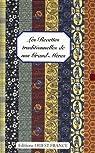 Les Recettes traditionnelles de nos Grands-Mères par Ouest-France