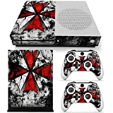 GoldenDeal Xbox One S Console and Wireless Controller Skin Set - Umbrella - XboxOne S Vinyl