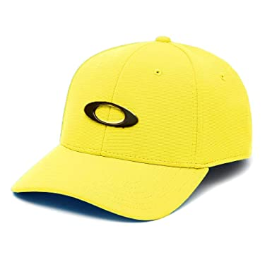 newest 7d370 e147a Oakley TINCAN Cap. Blazing Yellow  Amazon.co.uk  Clothing