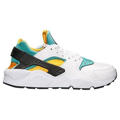 b5769b25a38 Nike Air Huarache OG White Turquoise 318429 137 Size 11  Amazon.co.uk   Shoes   Bags
