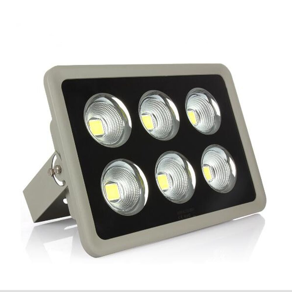 SZHSR Led Flood Light ,300W Light Fixture 6 COB Led Chips Warm White Waterproof IP66, 120-Degree Beam Angle High Power Outdoor Security Light For Landscape Garden Stage Court Lighting 85-265V  by SZHSR