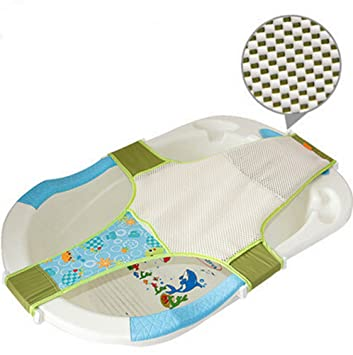 Amazon.com : Adjustable Baby Bath Seat Safety 1st (Green) : Baby