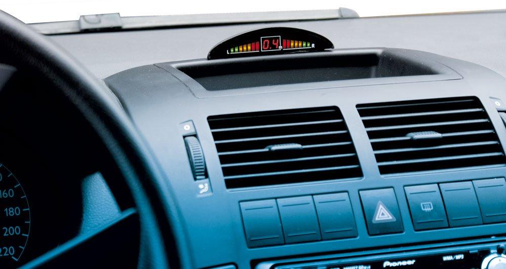 12 V Juego de 6 sensores de Aparcamiento para Coche CORA 000120729 Fast Parking