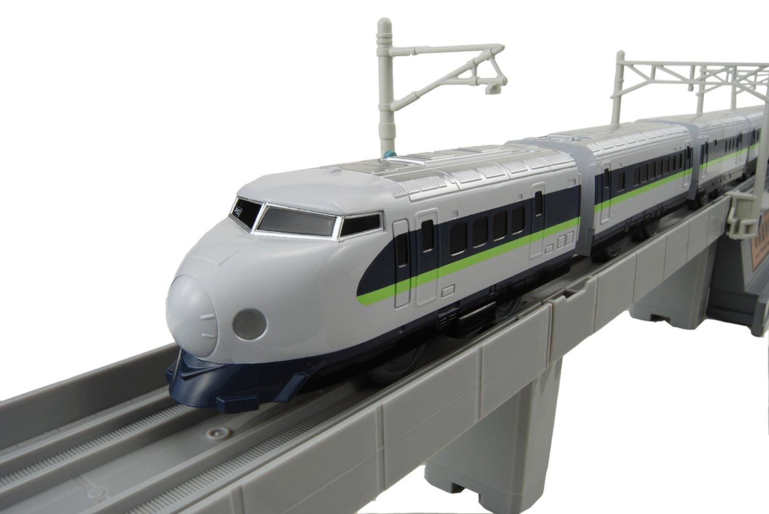 プラレール さよなら 0系新幹線フレッシュグリーンセット B001LK7DF8  フレッシュグリーン