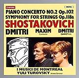 Shostakovich: Piano Concerto No.2, Op.102
